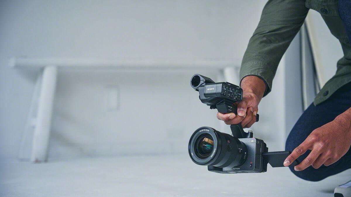 Sony announces full-frame FX3