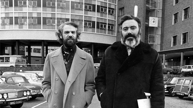 BBC opens Galton and Simpson comedy writing bursary