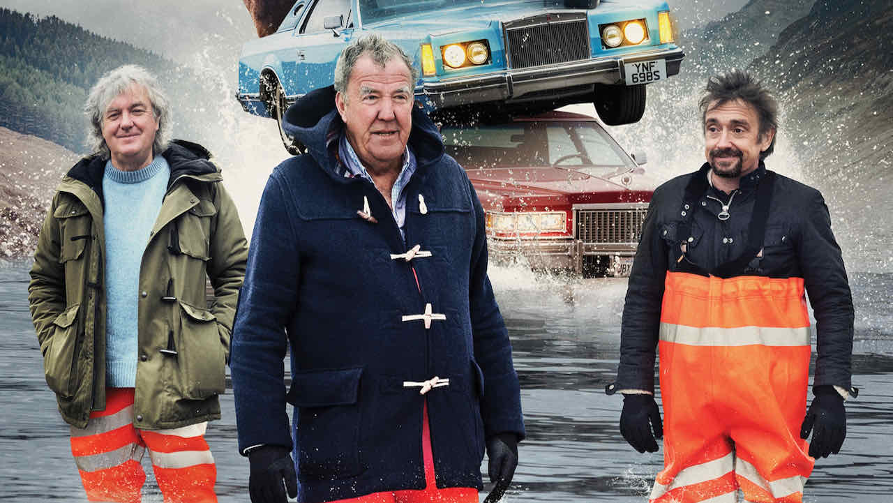 Amazon releases first look at Grand Tour special