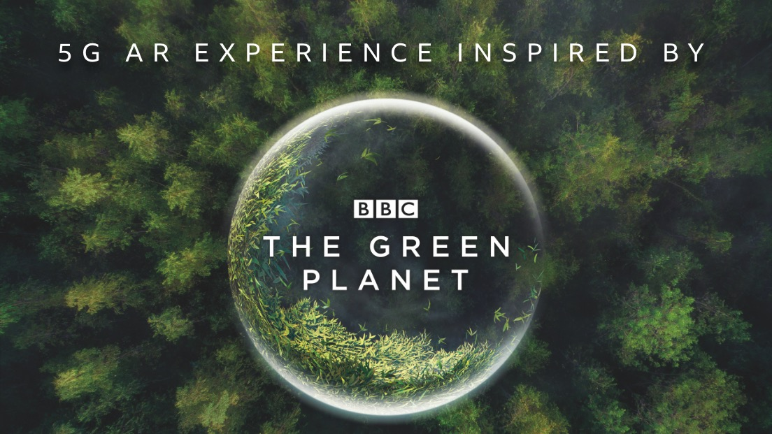 Factory 42 develops AR app for BBC's The Green Planet