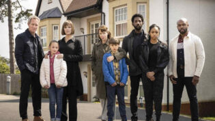 Anna Maxwell Martin joins Hollington Drive cast