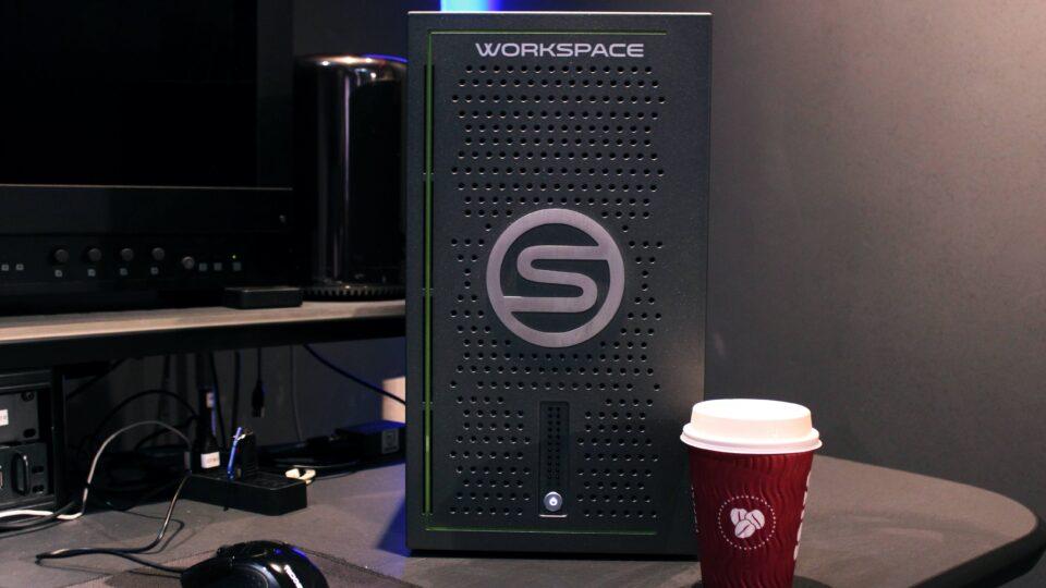 Symply updates desktop storage solution, SymplyWORKSPACE
