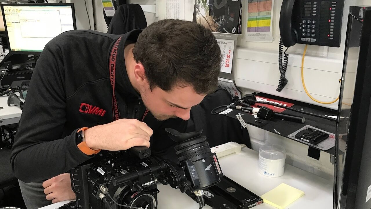 First Camera Tech Apprenticeships to start this summer