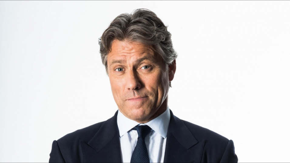 John Bishop to front new Saturday night ITV comedy show