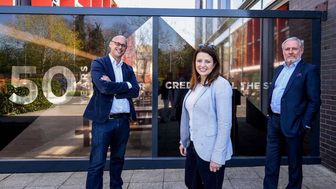 Pinewood and NFTS team for training initiative