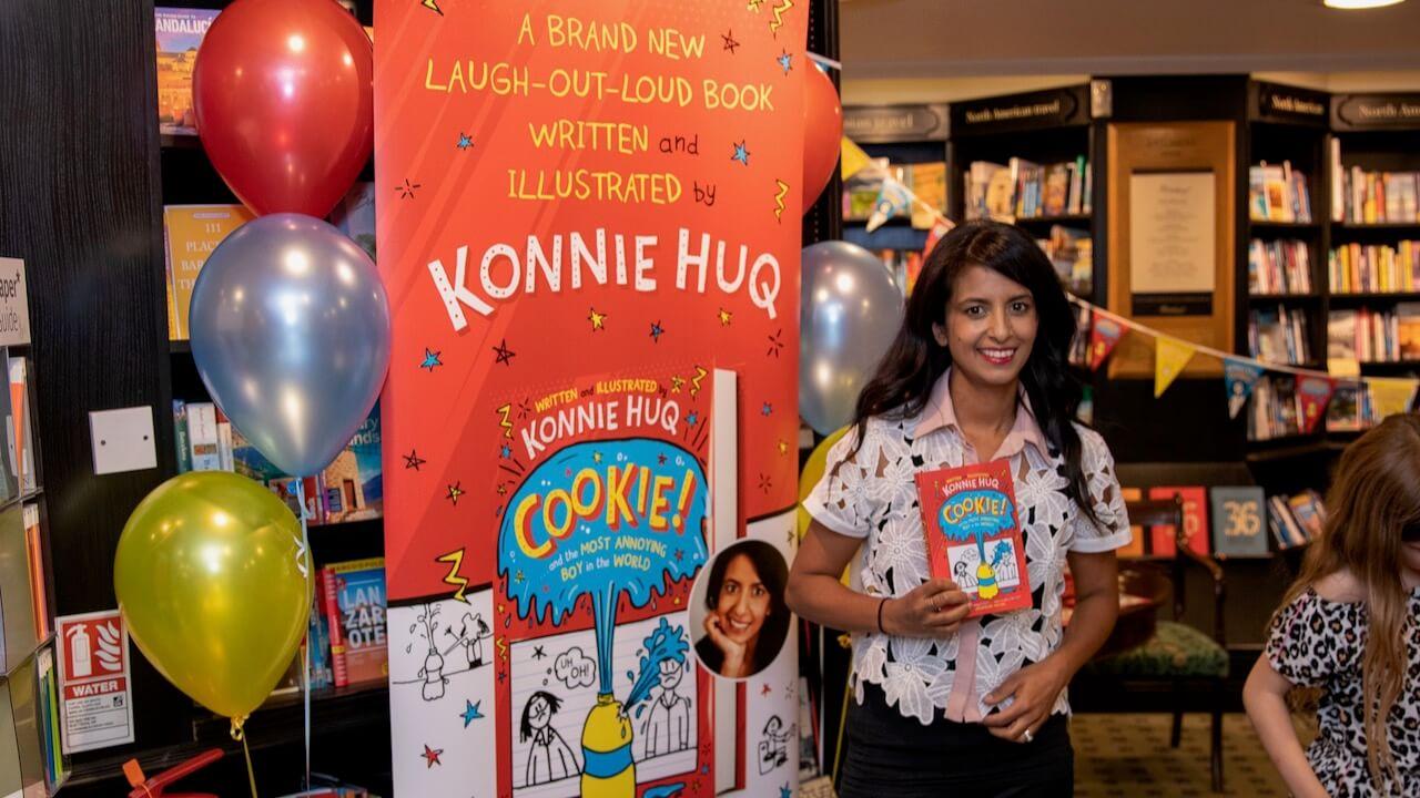 Zodiak Kids preps series based on Konnie Huq kids books