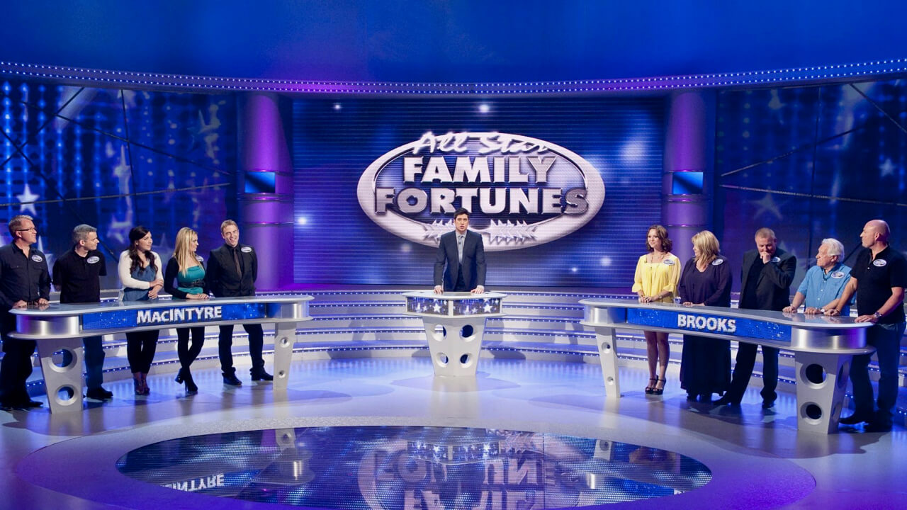 Family Fortunes makes an ITV comeback
