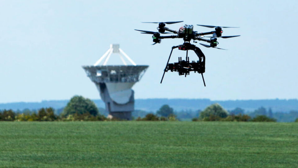 Watch: Flying Pictures' ULTRA drone in action
