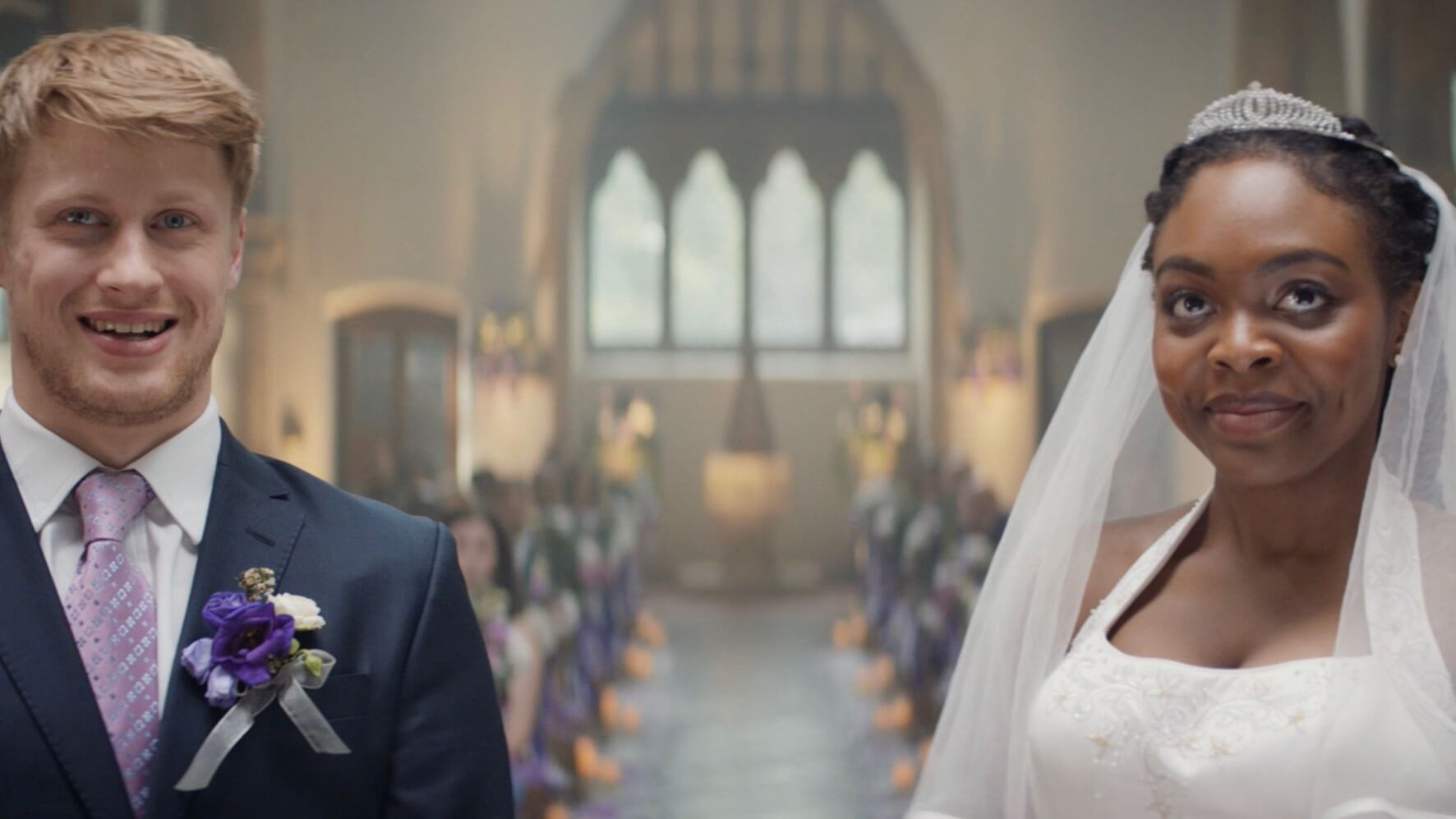 4Creative campaign cues up new Married at First Sight