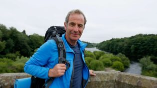 Firecracker to walk Hadrian's Wall with Robson Green