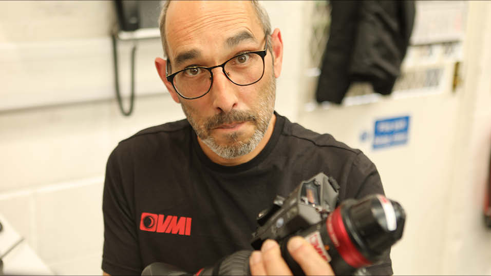 Mike Rosario joins VMI as Head of Cameras