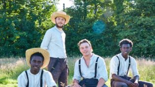 Channel 4 tries out Amish lifestyle