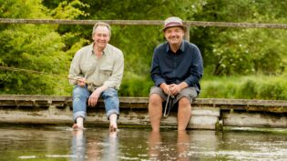 Gone Fishing catches a fourth series