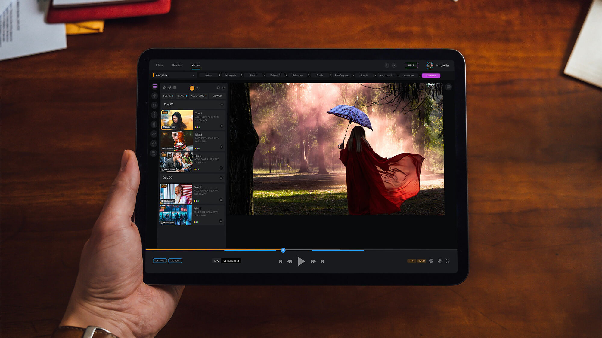 Moxion adds Dolby Vision to remote monitoring platform