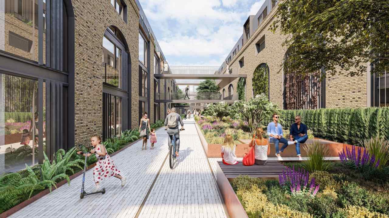 New 240,000 sq ft studios planned for Ashford, Kent
