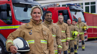 Wise Owl follows firefighters for BBC2