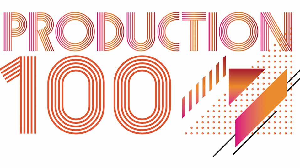 Call for Entries: Televisual Production 100