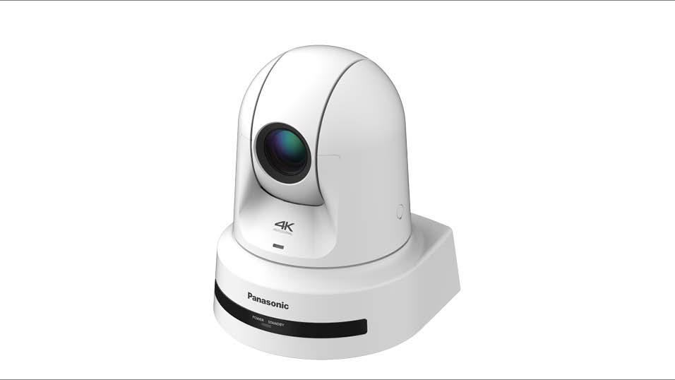 Panasonic unveils new PTZ camera line up