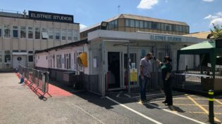Elstree reopens for production