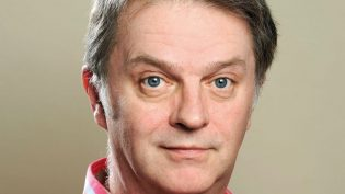 Paul Merton chronicles his Comic Heroes for Channel 5