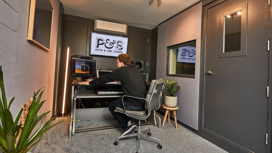 Pitch and Sync opens new audio post studio