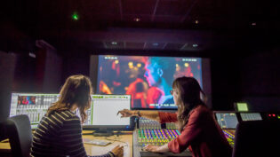 NFTS, Warners, Netflix team up for post super course