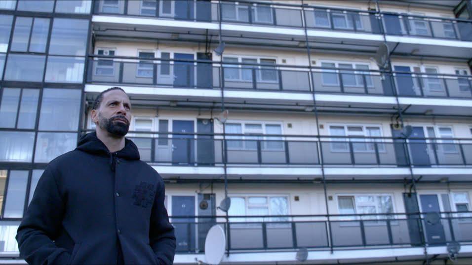 Ferdinand, Noah Media team for BT Sport football doc