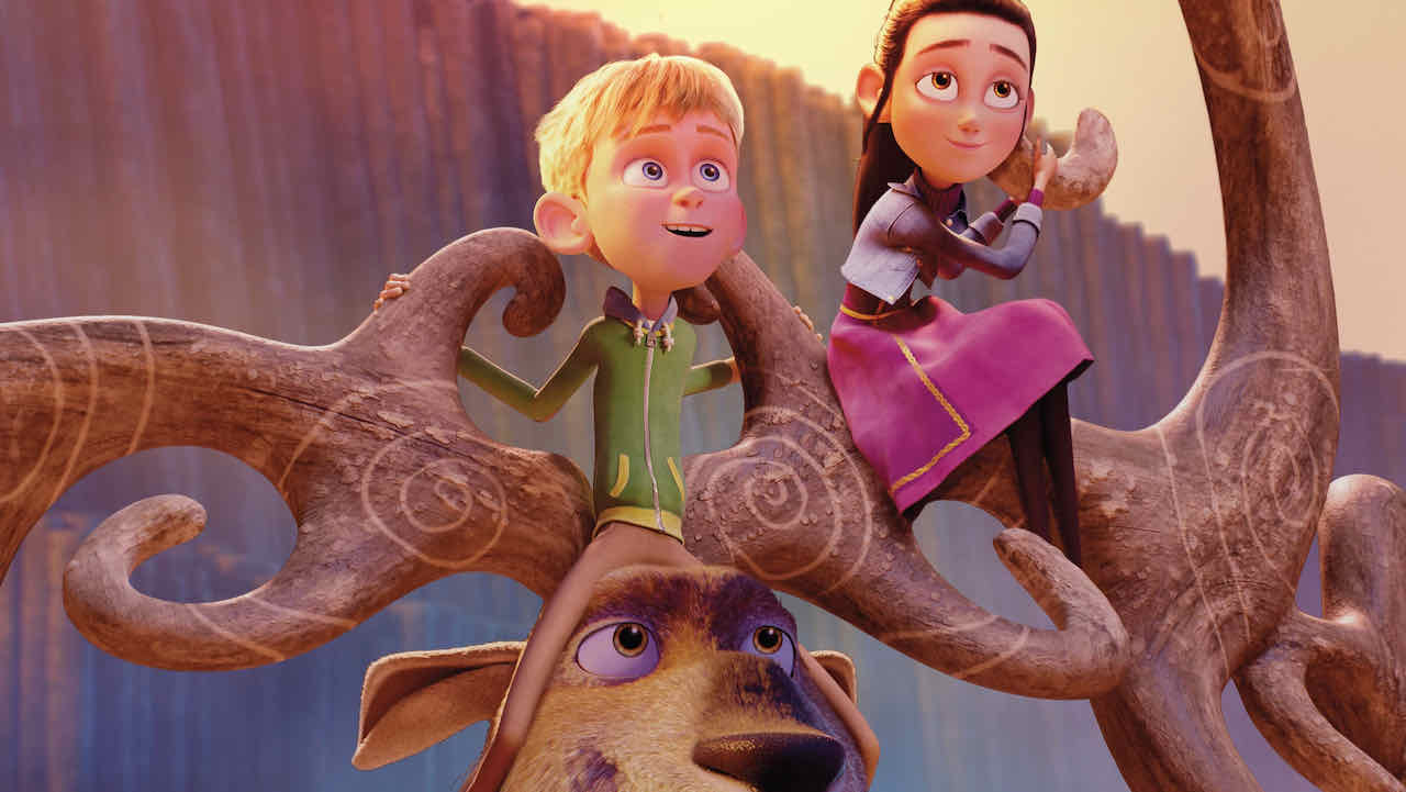 Cinesite animated Riverdance gets Sky premiere