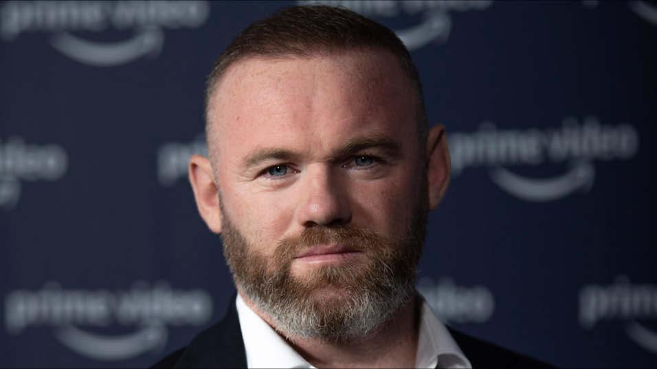 Amazon preps Wayne Rooney doc