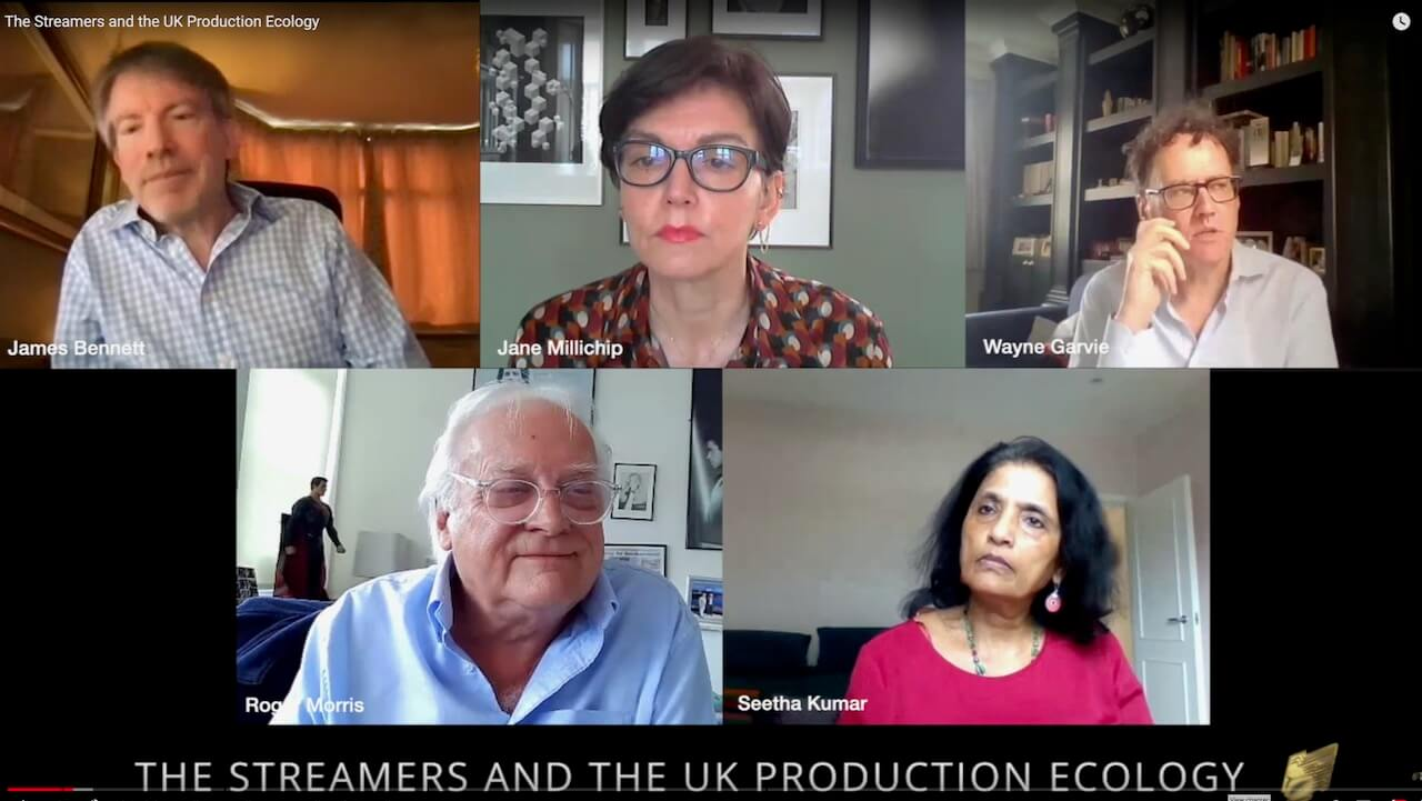 RTS roundtable: The Streamers' Impact on UK production