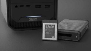 Western Digital unveils SanDisk Professional brand