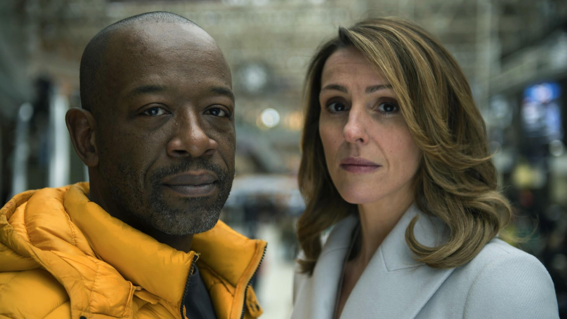 Survey finds BAME workers 'seriously under represented' in top TV roles
