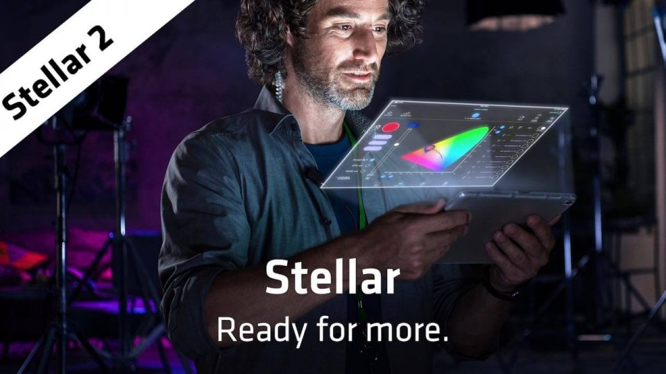 Arri announces Stellar 2 lighting control app