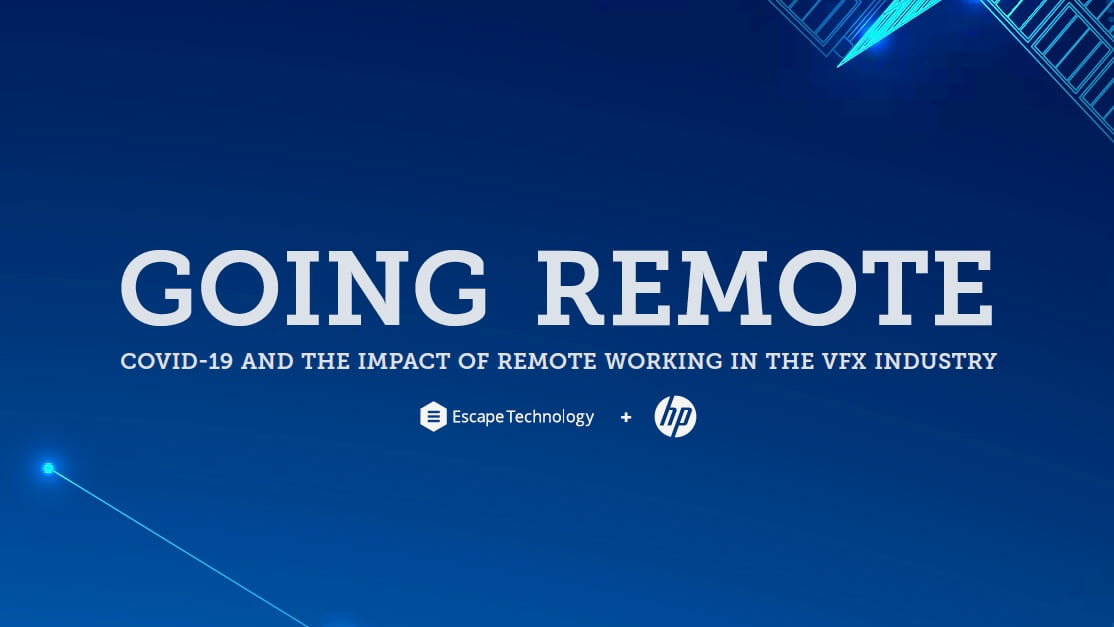 55% of VFX industry could work remotely for a year