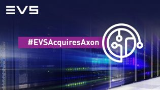 EVS buys live broadcast infrastructure co Axon