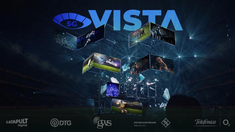 5G Vista project demos live event