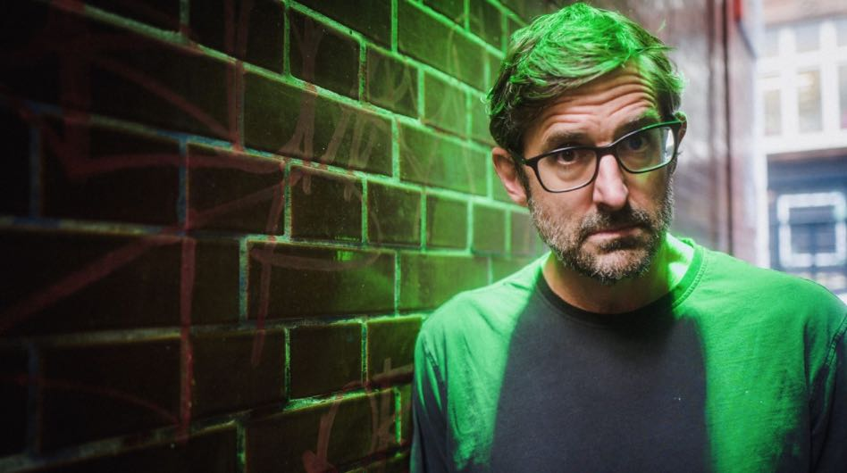 Theroux returns to BBC with 3-parter