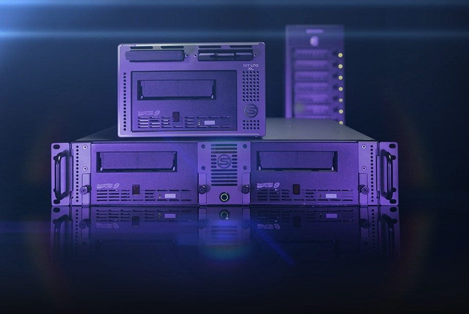 Symply launch storage & workflow solutions