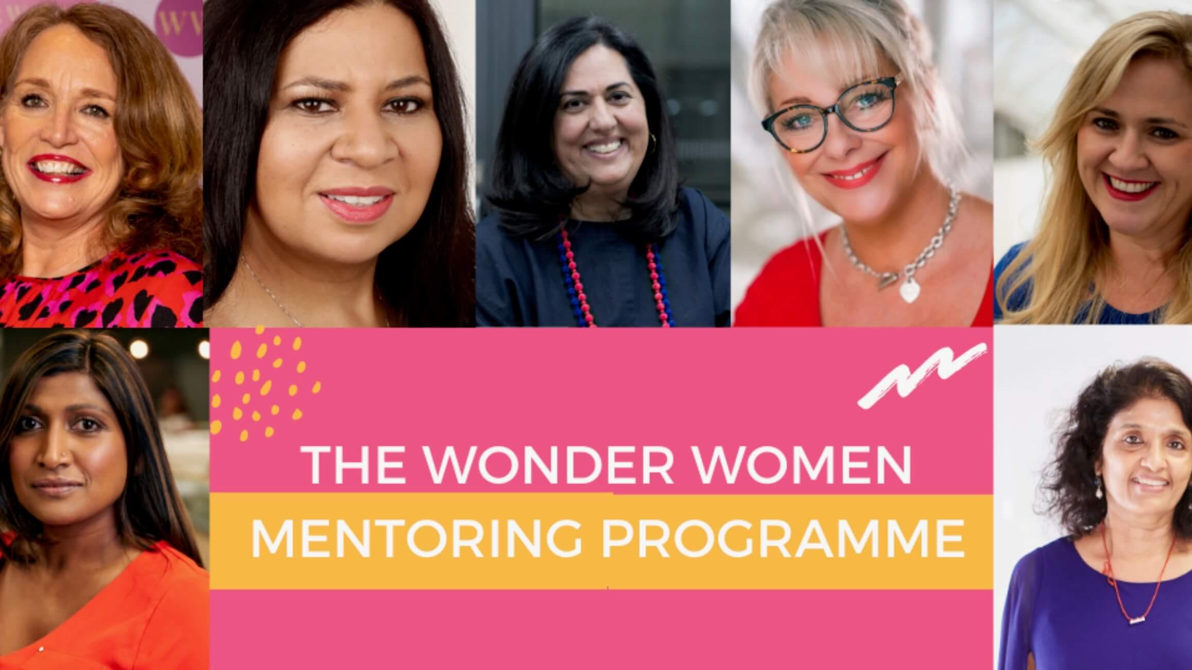 Wonder Women names mentees for diverse leaders programme
