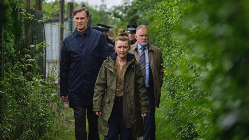 David Morrissey to star in BBC drama Sherwood