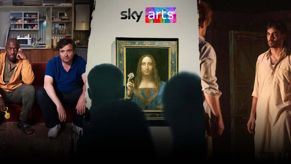 Sky Arts announces new slate