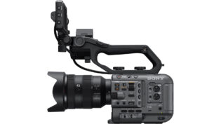 Sony gives first glimpse of new FX6
