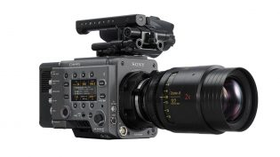 Sony announces firmware updates for Venice and FX9
