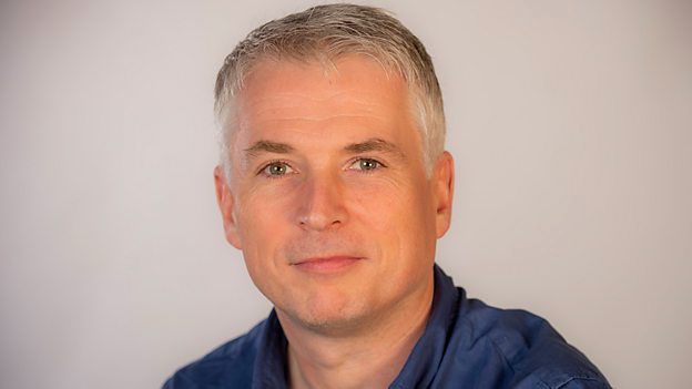 Steve Carson in as BBC Scotland director