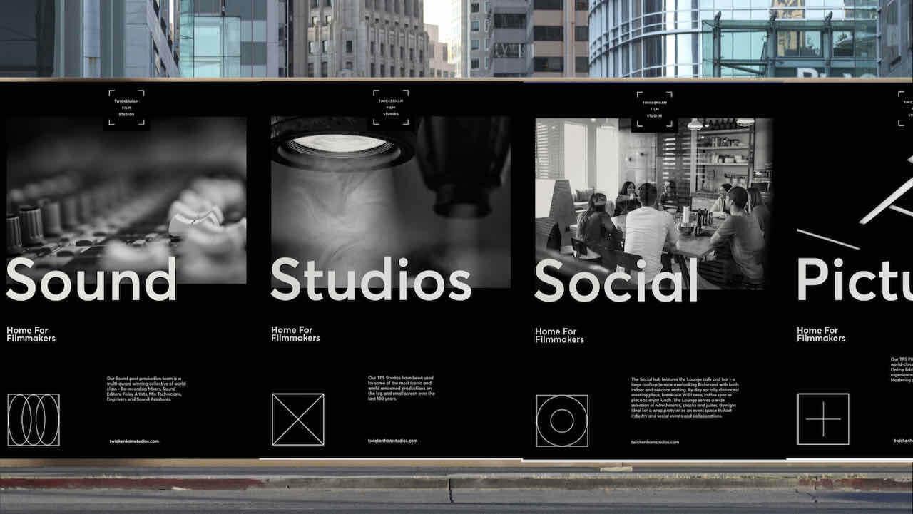 TFS unveils rebrand, updated sound stage