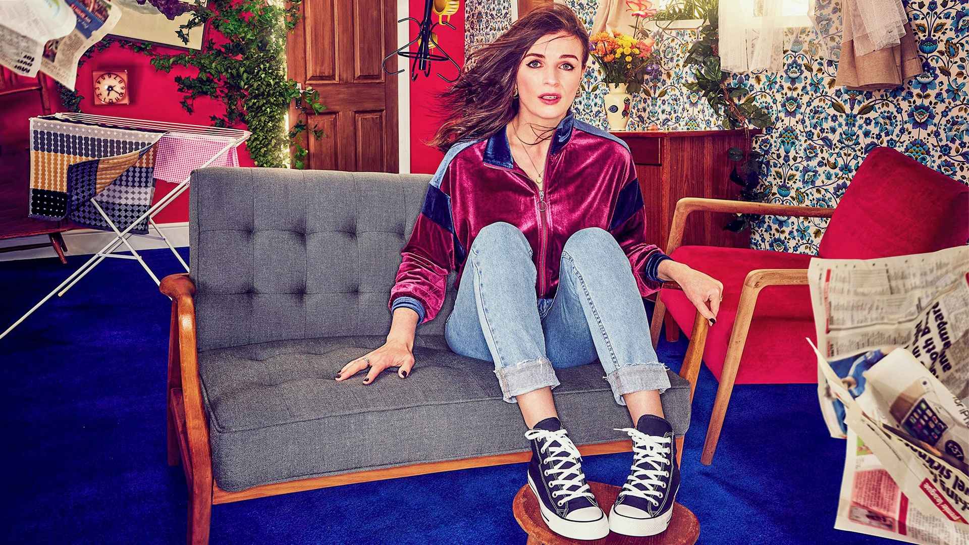 Aisling Bea's This Way Up gets second C4 run