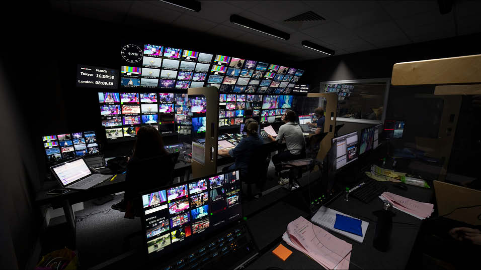 Timeline unveils Ealing broadcast centre