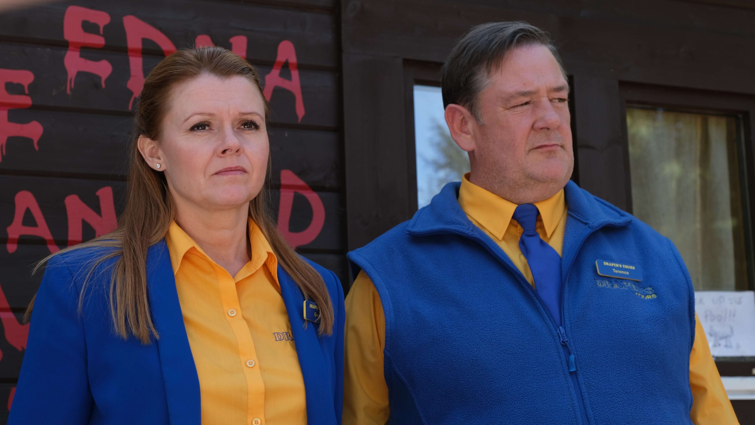 Gold orders new Sian Gibson, Johnny Vegas comedy from Shiny Button