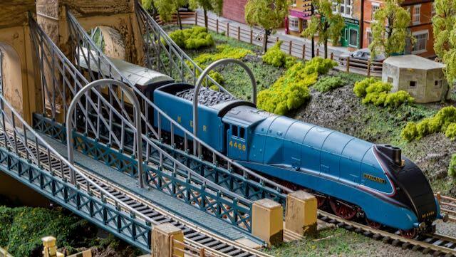 Rare gets UKTV on track with Hornby doc