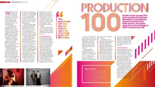 Televisual's Production 100 survey: results now published